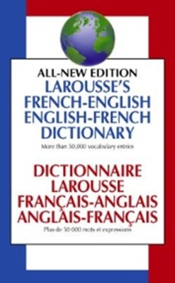 LAROUSSE FRENCH ENGLISH DICTIONA price comparison at Flipkart, Amazon, Crossword, Uread, Bookadda, Landmark, Homeshop18
