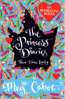 PRINCESS DIARIES-THIRD TIME LUCKY (English): Book