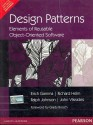 Design Patterns : Elements of Reusable Object-Oriented Software (English) 1st Edition: Book