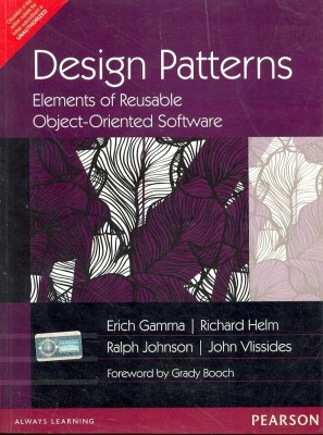 Buy Design Patterns : Elements of Reusable Object-Oriented Software 1st Edition: Book