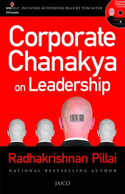 Buy Corporate Chanakya on Leadership (With CD) 1st Edition: Book