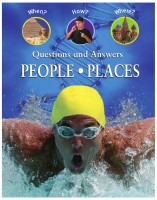 QUESTIONS AND ANSWERS : PEOPLE . PLACES - 9781407527079 (English): Book