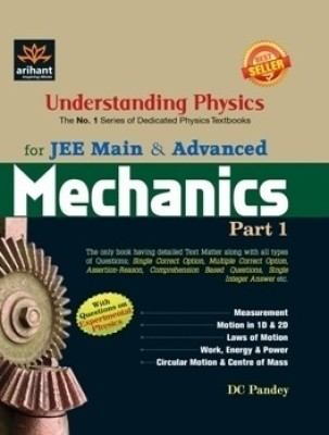 Buy Understanding Physics for Main JEE and Advanced Mechanics (Part - 1): Book