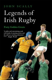 Legends of Irish Rugby (English) (Paperback)