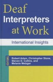 Deaf Interpreters at Work (English) (Hardcover)