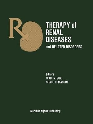 Therapy of Renal Diseases and Related Disorders price comparison at Flipkart, Amazon, Crossword, Uread, Bookadda, Landmark, Homeshop18