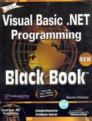 Visual Basic Net Programming Black Book With Cd 1st