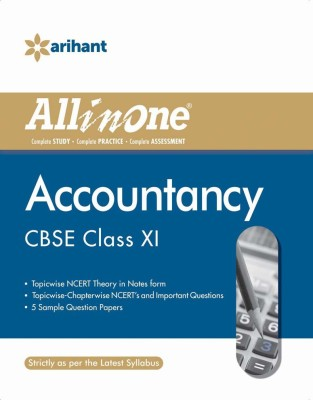 All in One ACCOUNTANCY CBSE Class 11th (English) price comparison at Flipkart, Amazon, Crossword, Uread, Bookadda, Landmark, Homeshop18