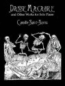 Danse Macabre and Other Works for Solo Piano (Dover Music for Piano) (English): Book