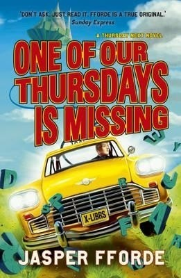 Buy One of our Thursdays is Missing (English): Book