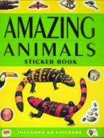 AMAZING ANIMALS - 1405440104 (English): Book