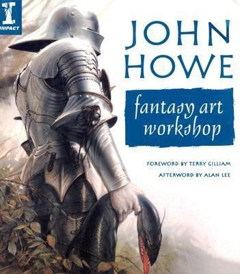 JOHN HOWE FANTASY ART WORKSHOP P/ (English)
