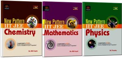 New Pattern IIT-JEE Physics, Chemistry and Mathematics (English) 1st Edition price comparison at Flipkart, Amazon, Crossword, Uread, Bookadda, Landmark, Homeshop18
