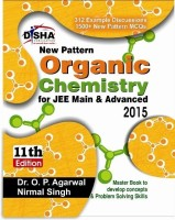 New Pattern Organic Chemistry for JEE Main & Advanced 2015 (English) 11th Edition: Book