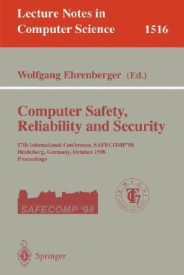 Computer Safety, Reliability and Security (English) (Paperback)