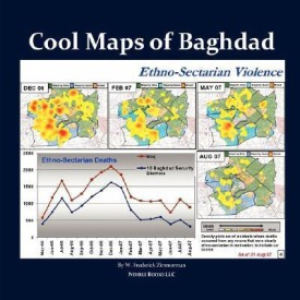 Cool Maps of Baghdad: The Emerald City and Other Cities of Iraq (English) (Paperback)