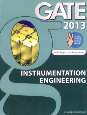 Buy GATE 2013: Instrumentation Engineering (English): Book