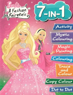 Buy 7 In 1 Barbie A Fashion Fairy Tale At Flipkart Snapdeal Amazon Homeshop18 Ebay At Best