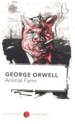 Animal Farm price comparison at Flipkart, Amazon, Crossword, Uread, Bookadda, Landmark, Homeshop18