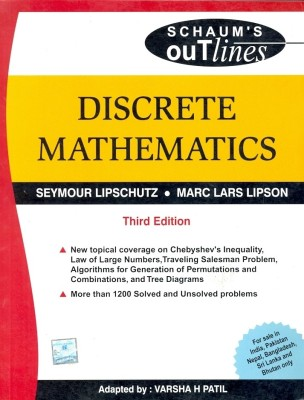 Best books for discrete mathematics for computer science