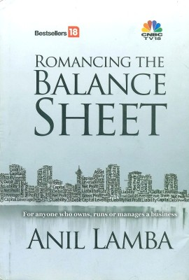 Buy Romancing the BALANCE SHEET (Hardcover): Book
