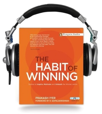 Buy The Habit Of Winning (Audiobook) (English): Book