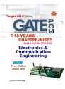 GATE 2014 - Electronics & Communication Engineering : 18 Years Chapter Wise Solved Papers (1996 - 2013) (English) 15th Edition: Book
