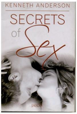 Secrets of Sex price comparison at Flipkart, Amazon, Crossword, Uread, Bookadda, Landmark, Homeshop18