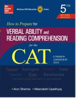 How to Prepare for Verbal Ability and Reading Comprehension for CAT (English) 5th Edition: Book
