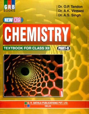 Chemistry Text Book for Class - 12 (Part - 2) (English) 7th  Edition price comparison at Flipkart, Amazon, Crossword, Uread, Bookadda, Landmark, Homeshop18