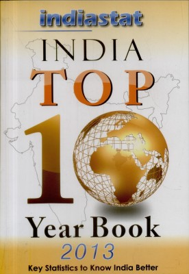 Indiastat India Top 10 Year Book 2013 5th  Edition price comparison at Flipkart, Amazon, Crossword, Uread, Bookadda, Landmark, Homeshop18