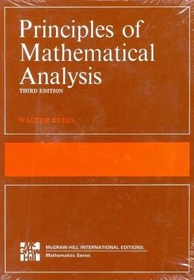 Buy Principles of Mathematical Analysis (English) 3rd Edition: Book