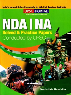 Buy National Defence Academy (NDA) , Naval Academy (INA) Exam Solved & Practice Papers (English) 1st Edition: Book
