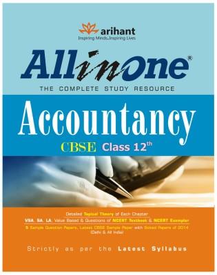 CBSE - All in One Accountancy (Class 12) (English) 2nd Edition price comparison at Flipkart, Amazon, Crossword, Uread, Bookadda, Landmark, Homeshop18
