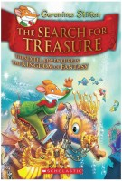 The Search for Treasure (English): Book