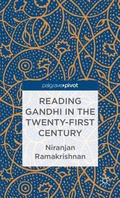 Reading Gandhi in the Twenty-First Century price comparison at Flipkart, Amazon, Crossword, Uread, Bookadda, Landmark, Homeshop18