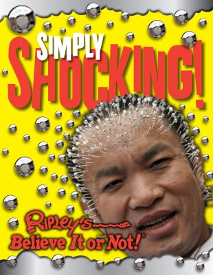 Buy Ripley's Simply Shocking! Believe It Or Not!: Book