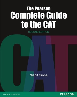 Buy The Pearson Complete Guide To The CAT 2nd  Edition: Book
