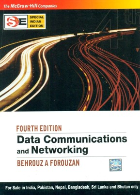 Buy Data Communication And Networking 4/ed 4th Edition: Book