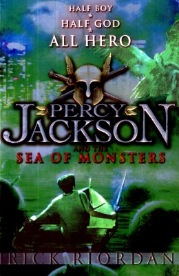 Buy Percy Jackson and the Sea of Monsters by riordan rick |author;-English-Penguin-Paperback_Edition-01 (English): Book
