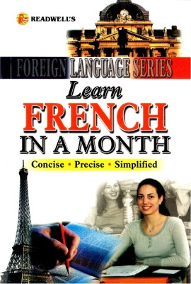 Buy Learn French in a Month (English): Book