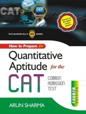 Buy How to Prepare for Quantitative Aptitude for the CAT Common Admission Test 4th Edition: Book