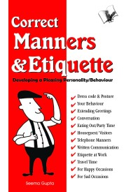 Correct Manners & Etiquette (English) (Paperback)