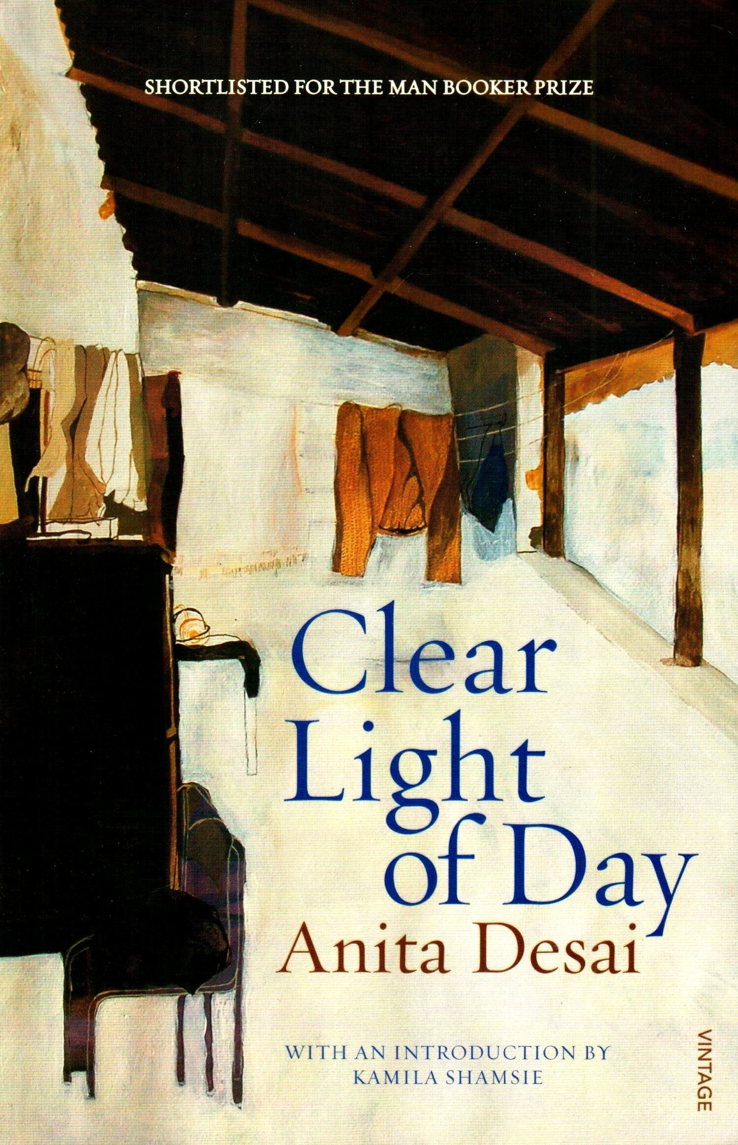 clear light of day Salman rushdie's novel midnight's children and anita desai's clear light of day  are essentially concerned with man's quest for his identity, and both authors.