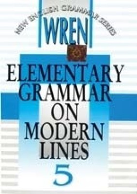 Buy ELEMENTARY GRAMMAR ON MODERN LINES 01 Edition: Book