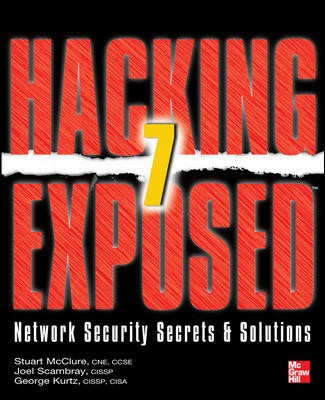 Buy Hacking Exposed 7: Networking Security Secrets and Solutions 7th Edition 7th Edition: Book
