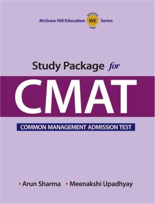 Study Package for CMAT 1st  Edition price comparison at Flipkart, Amazon, Crossword, Uread, Bookadda, Landmark, Homeshop18