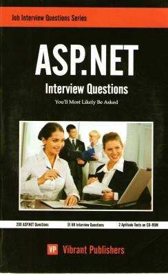 Buy ASP.NET Interview Questions Vibrant by Vibrant-Vibrant Publications: Book