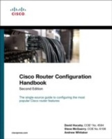 Cisco Router Configuration Handbook (2nd Edition) (Networking Technology) (English) (Paperback)