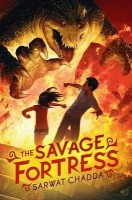The Savage Fortress (English): Book